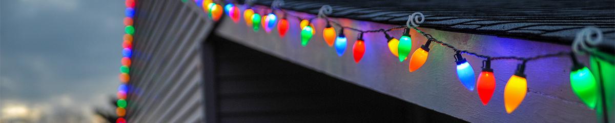 Holiday Lights Installation