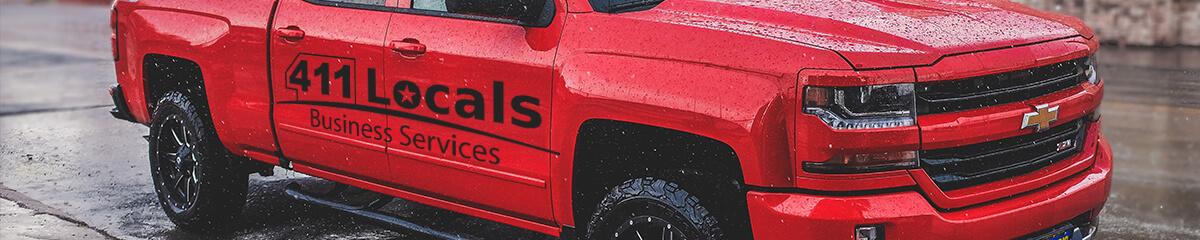 Trucks as branding
