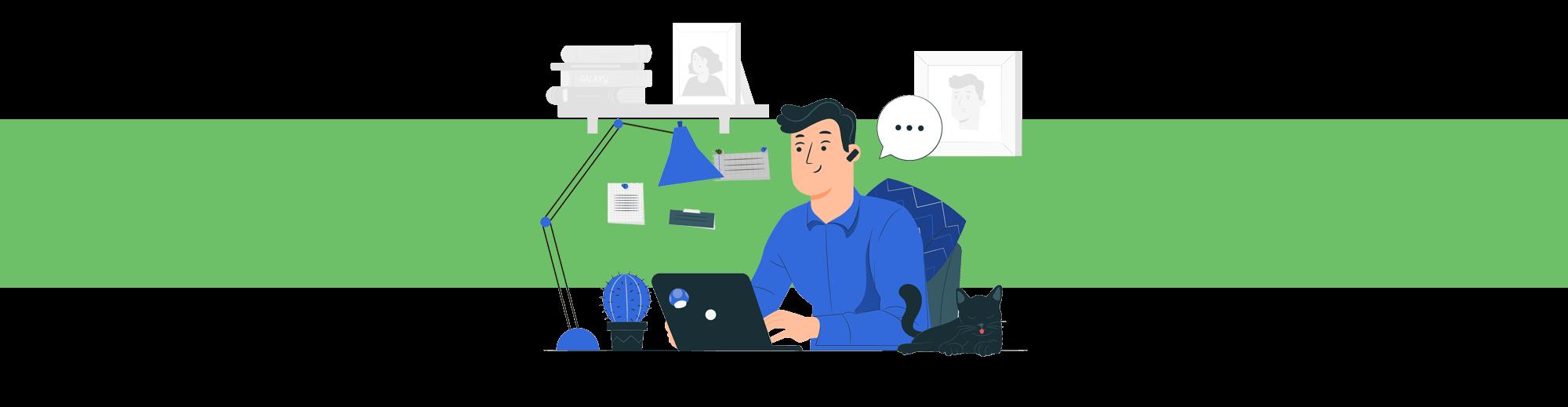 Manage Remote Work