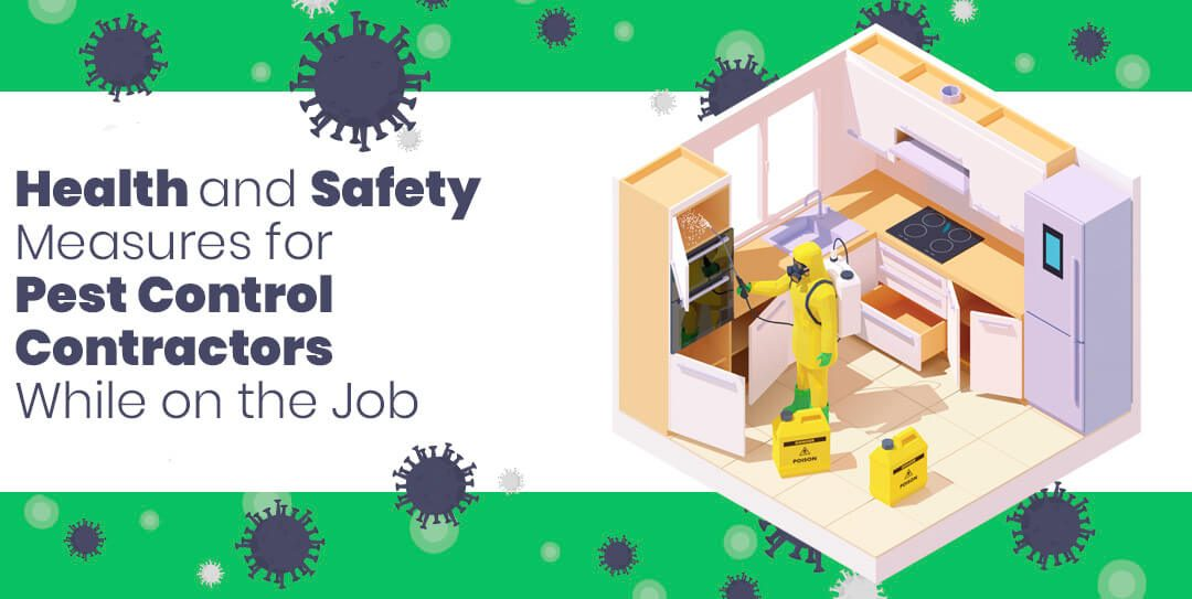 Health and Safety Measures for Pest Control Companies While on the Job