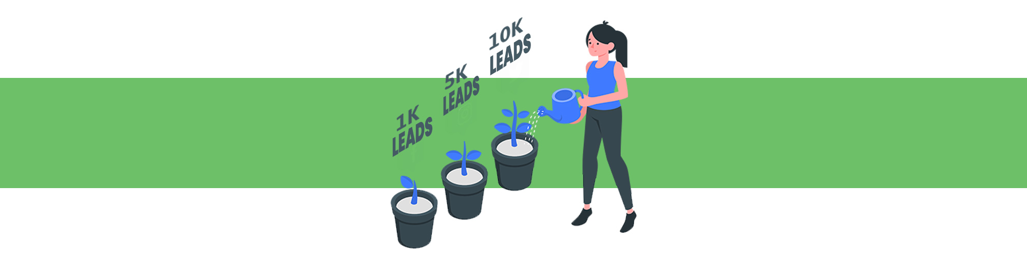 Increased Number of New Leads